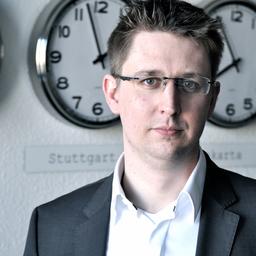 Robert Weißgraeber - AX Semantics - Stuttgart