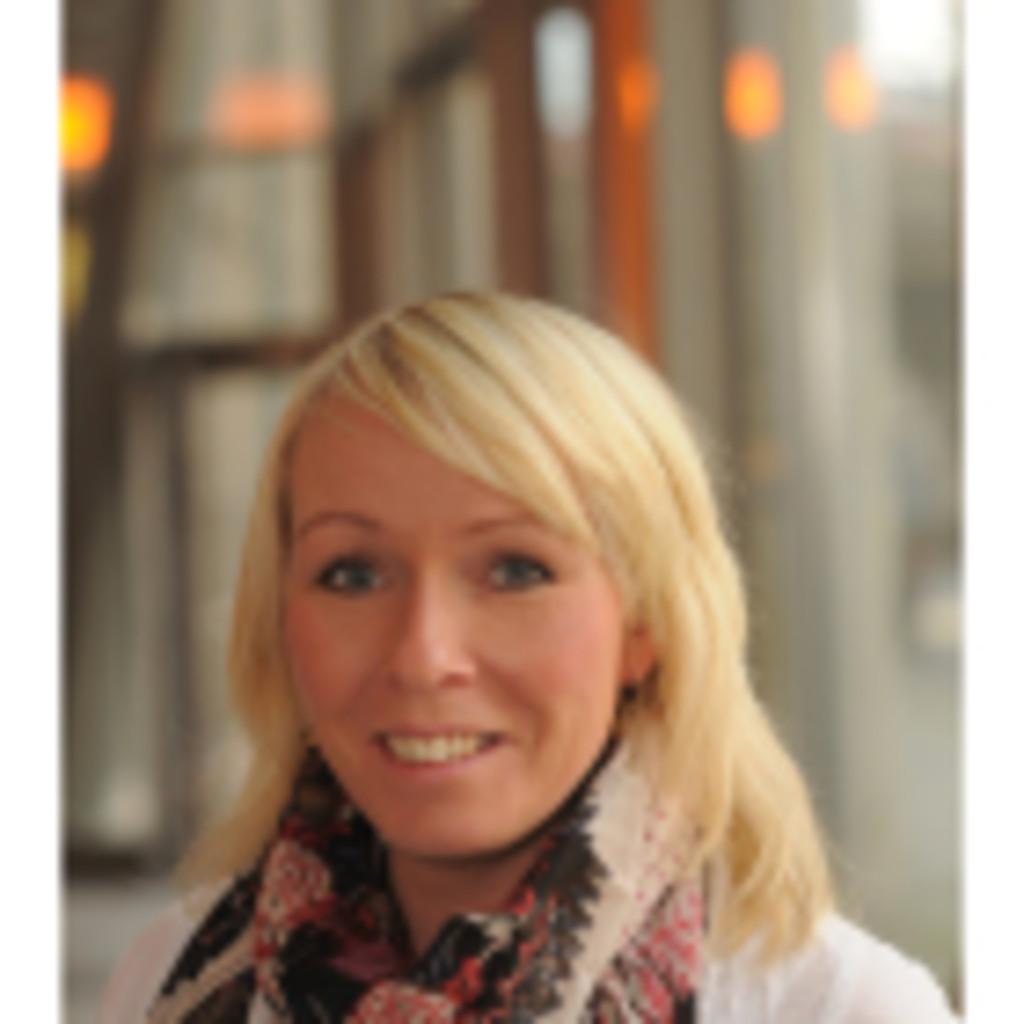 Sophie Bettge - Key Account Managerin - Bereich Pflege, Gesundheit ...