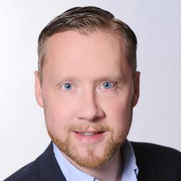 Frank Fürwentsches Leiter Taktische Kommunikation Vice President