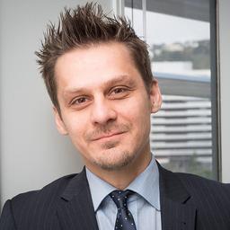Dr Markus Luczak-Rösch - Victoria University of Wellington - Wellington