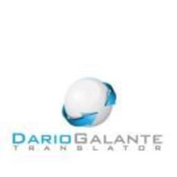Dario Galante - Dario Galante Italian Translator - Yehud