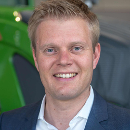 Dr Jan Cachay - AGCO GmbH - Marktoberdorf