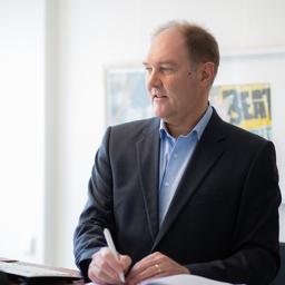 Volker Wild - EWG - Essener Wirtschaftsförderungsgesellschaft mbH - Essen