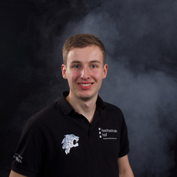 Tim Wessels - Hochschule für Angewandte Wissenschaften Hof - Hof