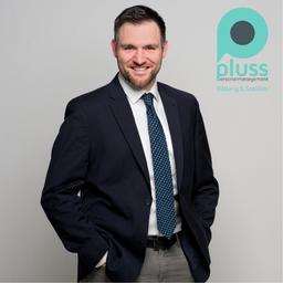 Benjamin-Patrick Schmitz - pluss Personalmanagement GmbH - Hamburg