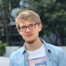 Marius Rackwitz - Freelance - Berlin