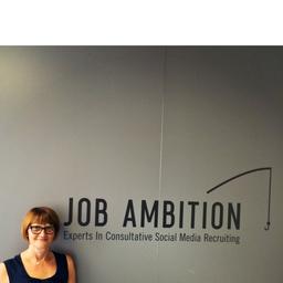 Annemarie Petri - Job Ambition GmbH - Social Media Recruiting - Stuttgart