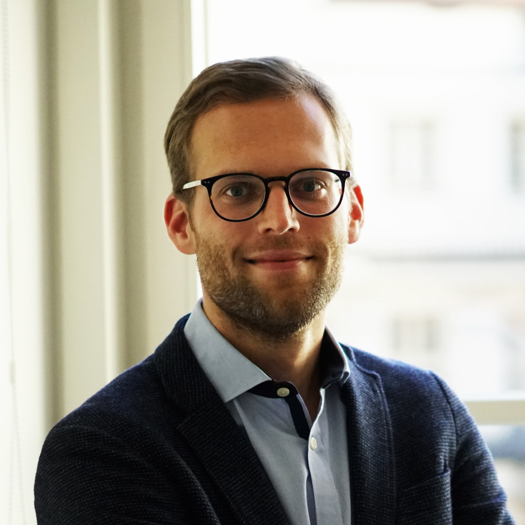 Julian nordmann junior consultant corporate for Junior consultant