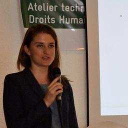 Martina Bail - GIZ - Deutsche Gesellschaft für Internationale Zusammenarbeit GmbH - Eschborn