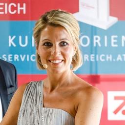 Dr Barbara Aigner - emotion banking, Kunde 21 & Top Service Österreich - Baden bei Wien