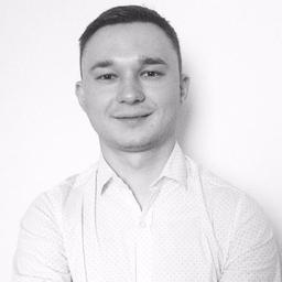 Volodymyr Kachkus - entdecke.net DMC GmbH - Cologne