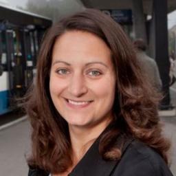 Dipl.-Ing. Jasmin Wiederkehr - Verkehrsbetriebe Zürich (VBZ) - Zurich