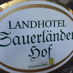 Walter Beckmann - Landhotel Sauerländer-Hof - Eslohe