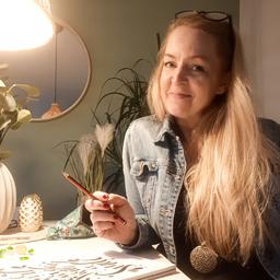 Tanja Sehrndt - Frau Erbse • Illustration & Lettering - Pinneberg