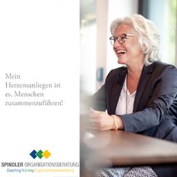 Rosemarie Spindler - Spindler Organisationsberatung - Essen