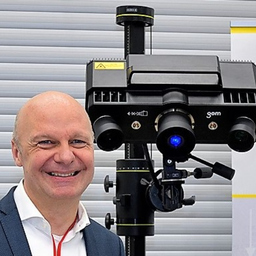 Jörg Finger - Koordinaten-Messtechnik Iserlohn GmbH (KMI) - Iserlohn