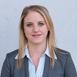 Stephanie Weinhardt - Fraunhofer IAO / Universität Stuttgart IAT - Stuttgart