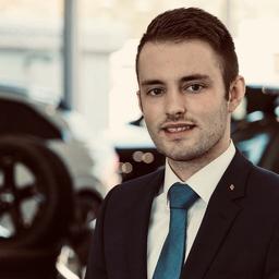 Henning Peitz - Autohaus Heinrich Rosier GmbH & Co. KG - Meschede