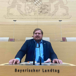 Korbinian Eder - Bayerischer Landtag Abgeordnetenbüro Josef Schmid MdL - München