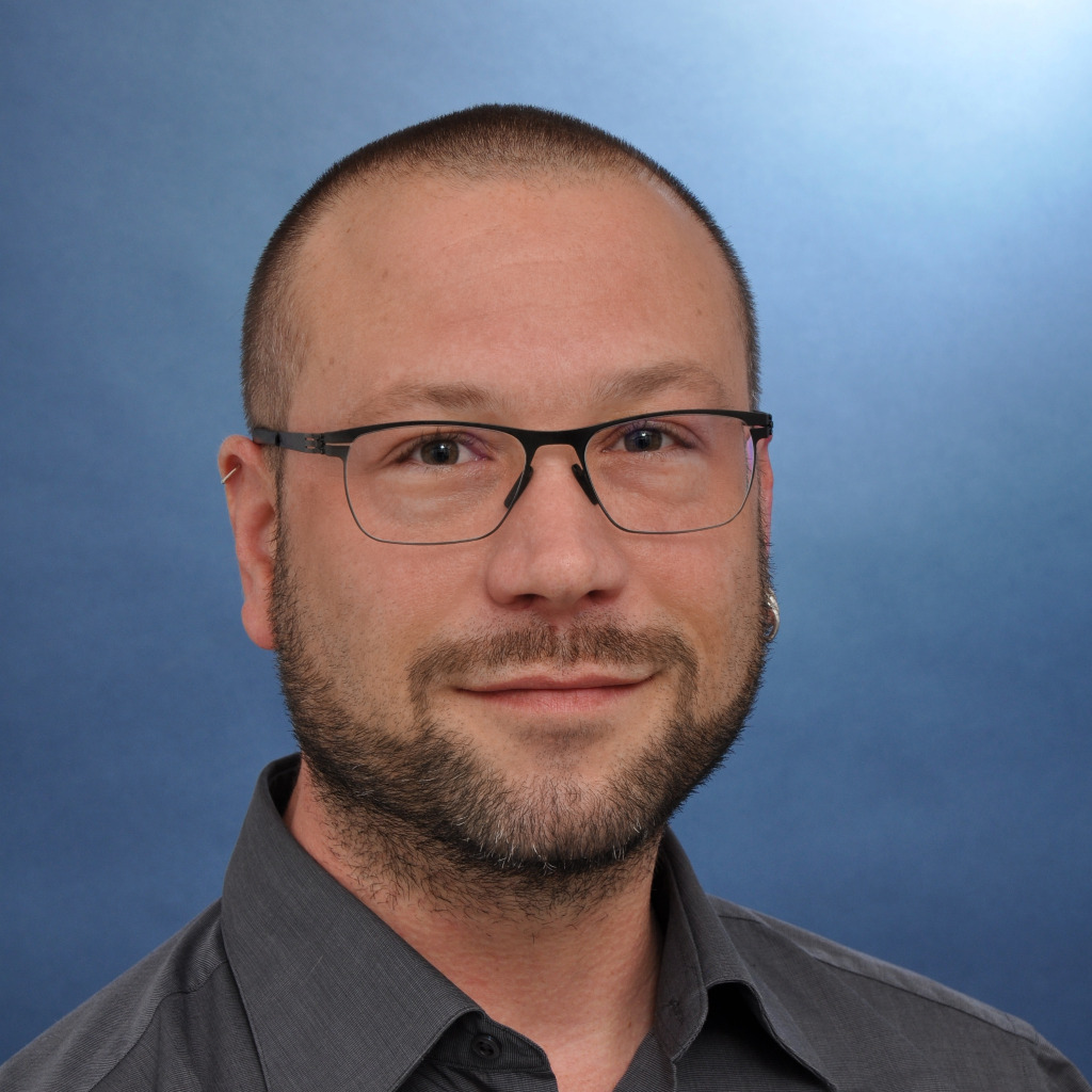 Christoph Jositz Leiter Maintenance Bucher Hydraulics