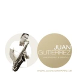 Juan Gutierrez - SAXOPHON & DJ aus einer Hand! - Wuppertal