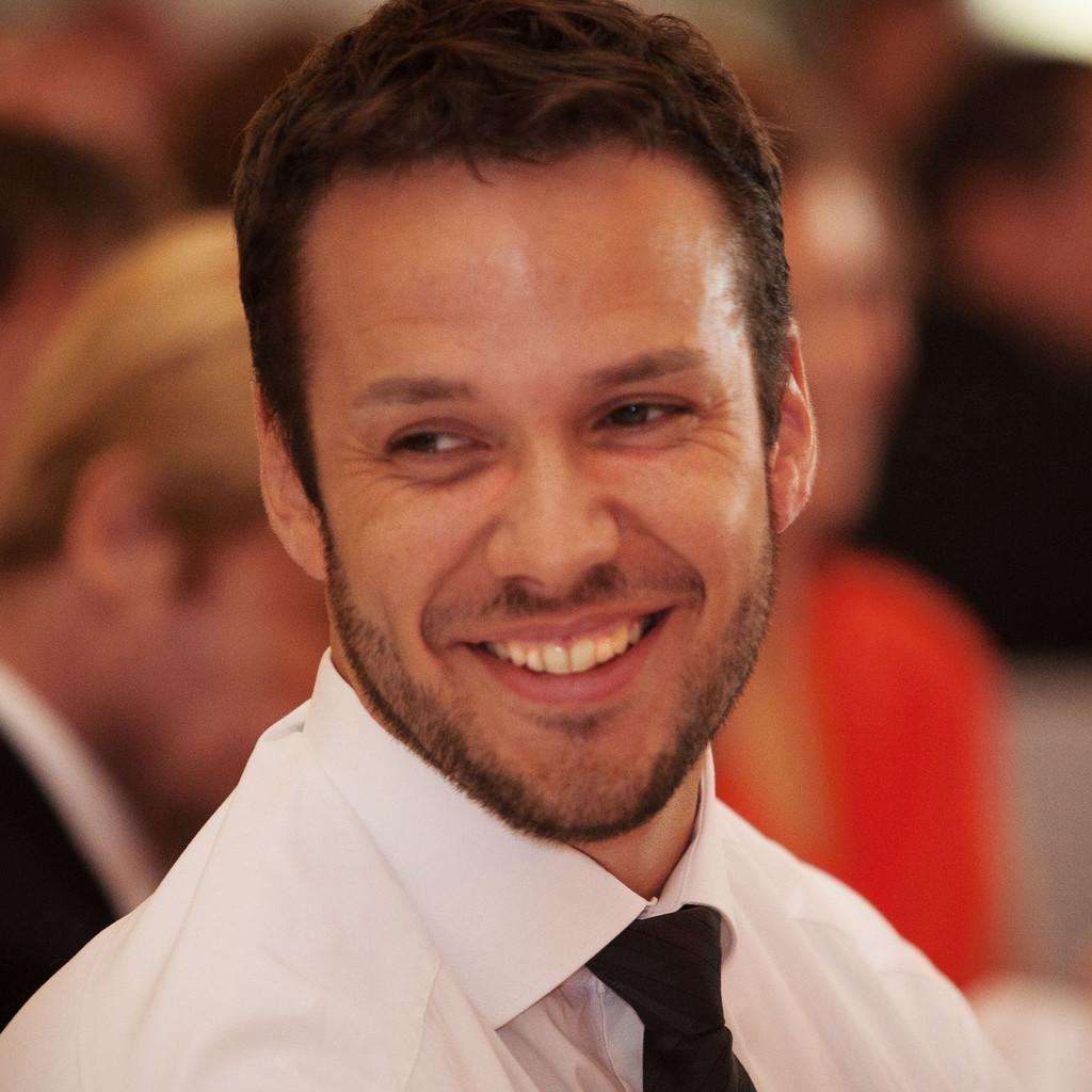 Christian Hausmann Abteilungsleiter Architekt Gritzmann