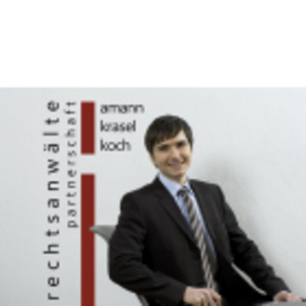 Matthias koch rechtsanwalt amann krasel koch for Koch rechtsanwalt
