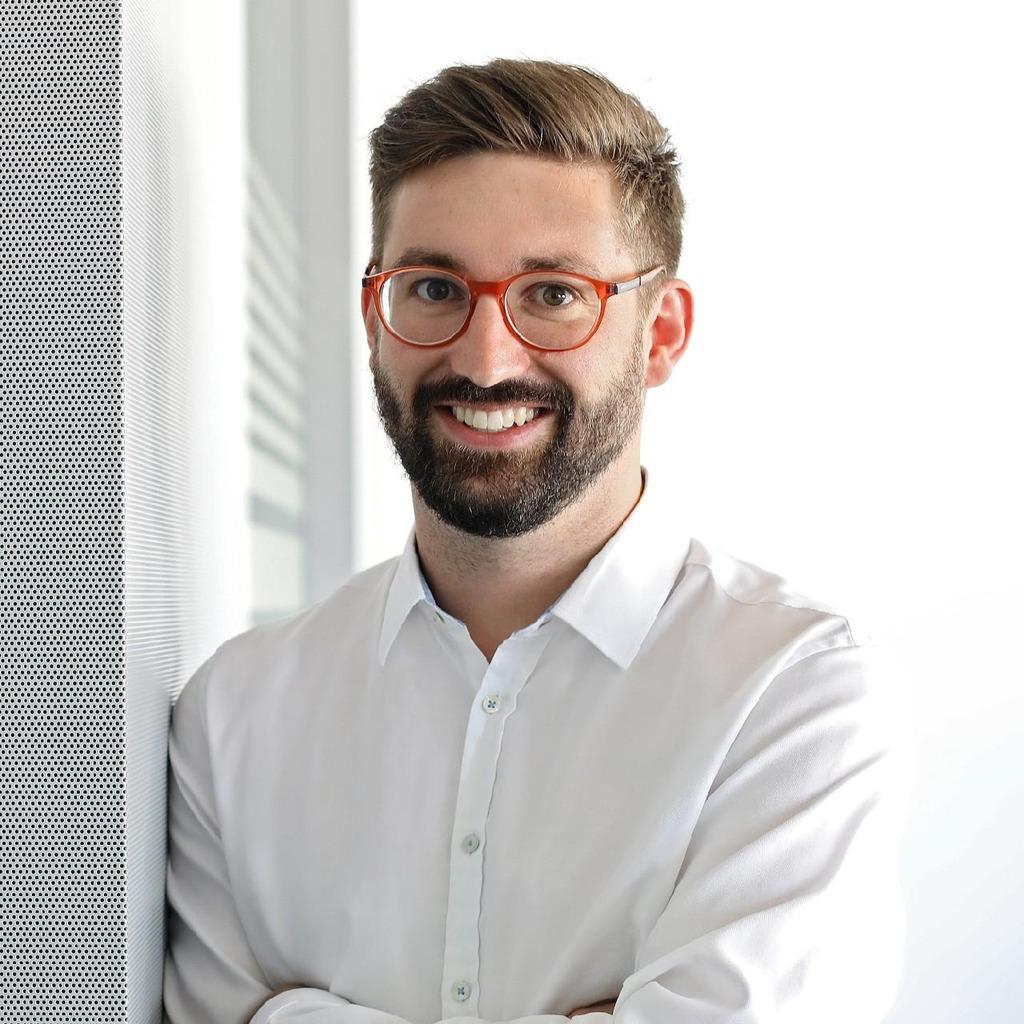 Christoph winkler junior consultant drescher for Junior consultant