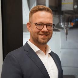 Dirk bolsewig technischer vertrieb deckel maho seebach for Maho deckel seebach