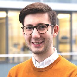 Maximilian Scheffler - Hochschule der Medien Stuttgart - Stuttgart