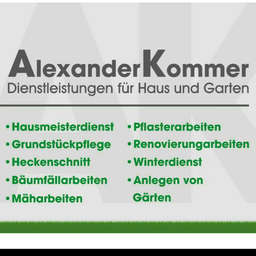 Alexander Kommer Inhaber Kommer Dienstleistung Für Haus Hof Und