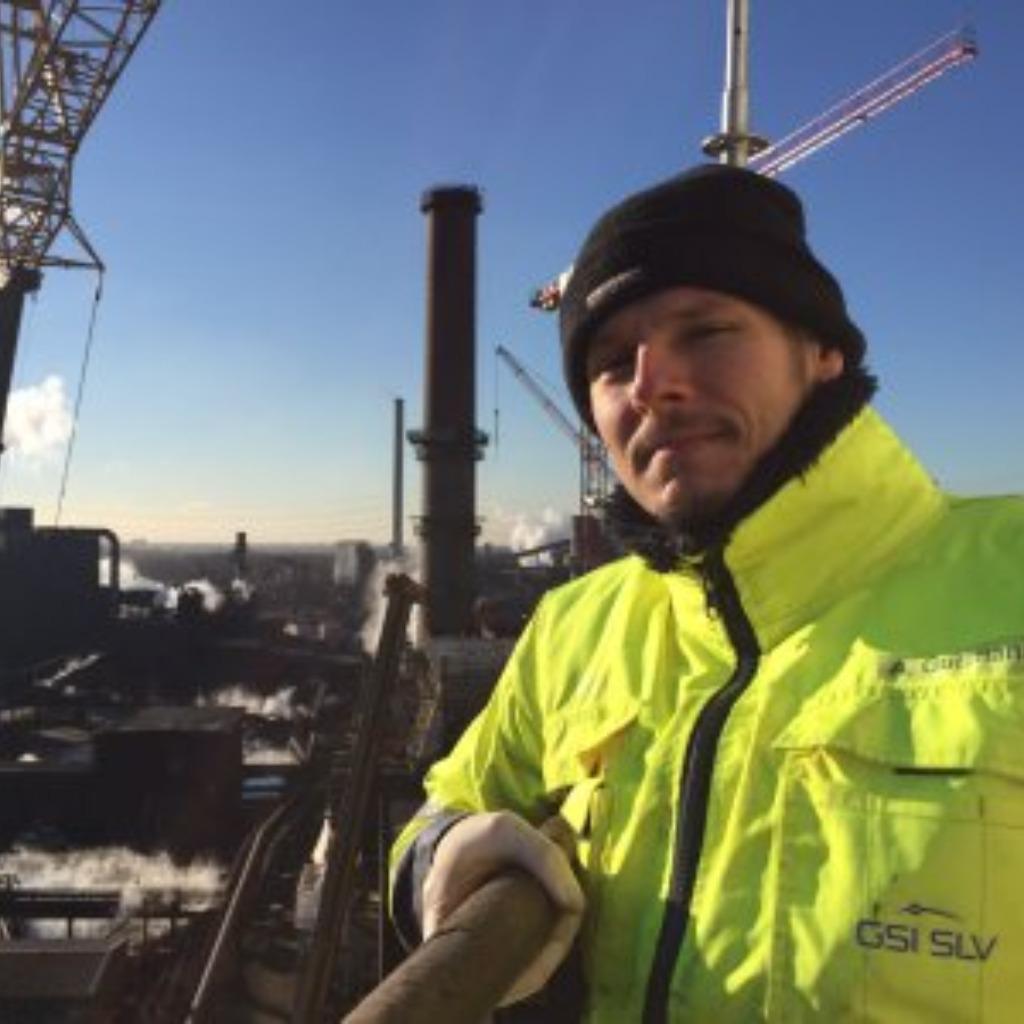 Andreas guttmann ingenieur werkstofftechnik gsi slv for Ingenieur fertigungstechnik