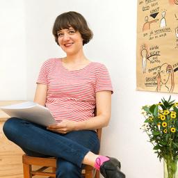 Simone Fass - Visuelle Übersetzerin - Leipzig
