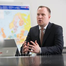 Martin Riedel - Grieshaber Logistik GmbH - Weingarten