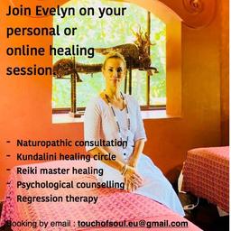 Evelyn Wörz - Touch of Soul Naturheilpraxis & Kundalini Yoga - Dietingen