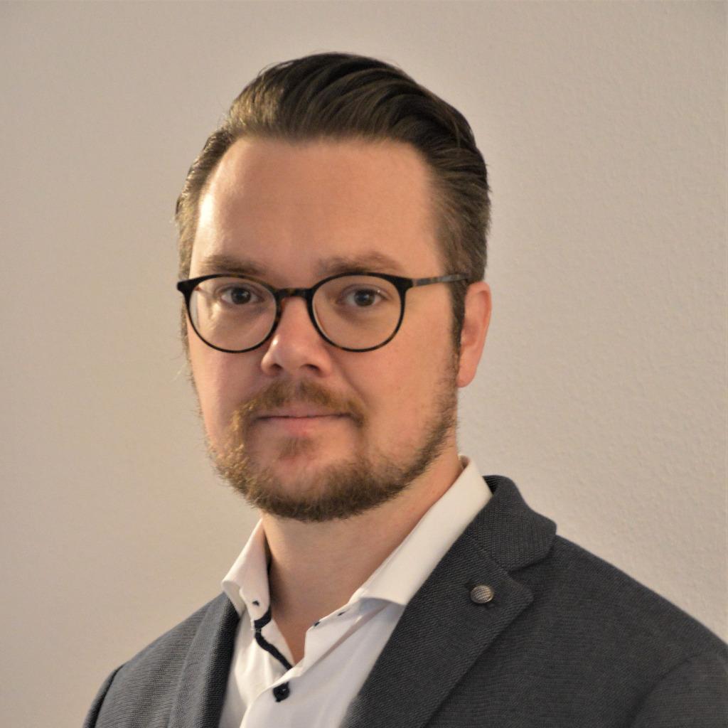 Fabian Degen - Leiter Vertriebsinnendienst und Vertriebscontrolling ...