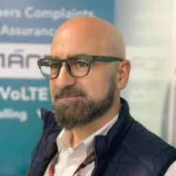 Jose Gonzalez - Mantica Solutions - Madrid