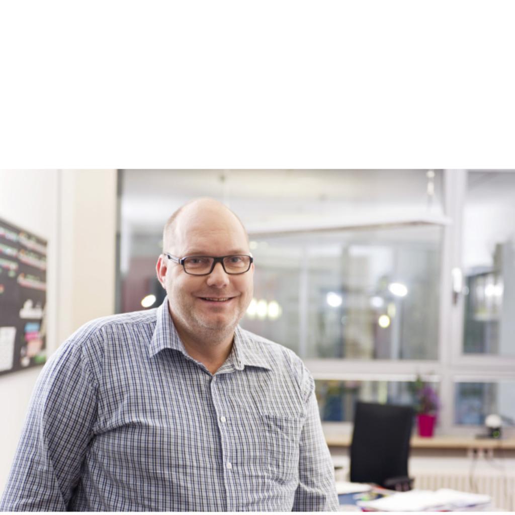 Lars Helfert - Hausleiter - Stiftung Haus Lindenhof