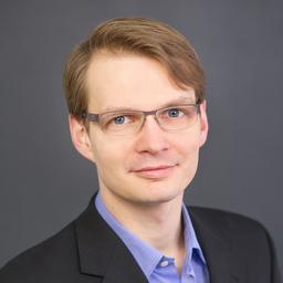 Dr Jens Hocke - Blue Yonder GmbH - Lübeck
