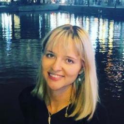 Katharina Antonenko Online Marketing Manager Connox