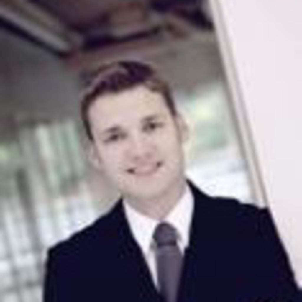 Benjamin Schumacher Transport Specialist Vestas