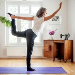 Andrea Finus - In Balance Yoga by Andrea Finus - Graz