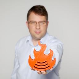 Jan Theofel - Barcamp-Moderator und -Veranstalter - Berlin
