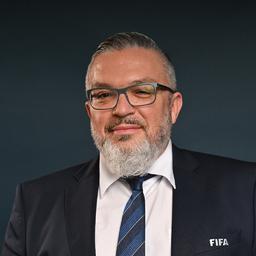 Giovanni Marti - FIFA - Zürich