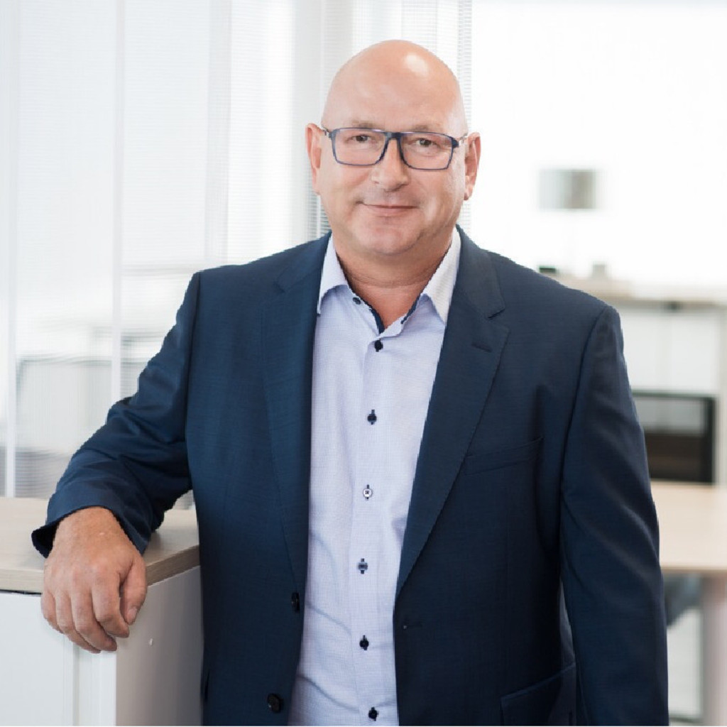 Stefan Hartwich Vertriebsleiter Palmberg Büroeinrichtungen