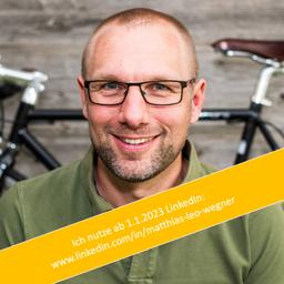 Dr. Matthias Leo Wegner - JobRad (LeaseRad GmbH) - Freiburg