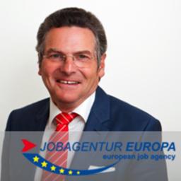 Rudolf Sagner - Aktion Personal & Jobagentur Europa & Europäische Bewerberbörse - Augsburg
