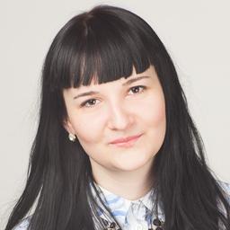 Maria Biryukova's profile picture