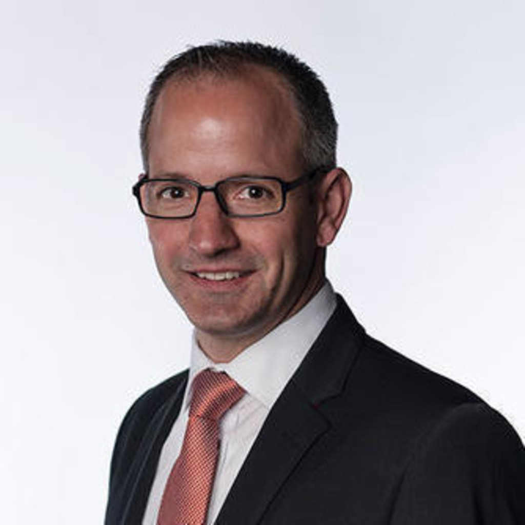 Patrick Imhof Gebietsverkaufsleiter Hutter