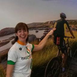 Stephanie Hug - Biketeam Radreisen - Freiburg